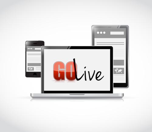 Website going Live
